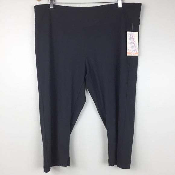 3d259a654eb93 Balance Collection Pants | The Capris Black 2x New Drywik | Poshmark